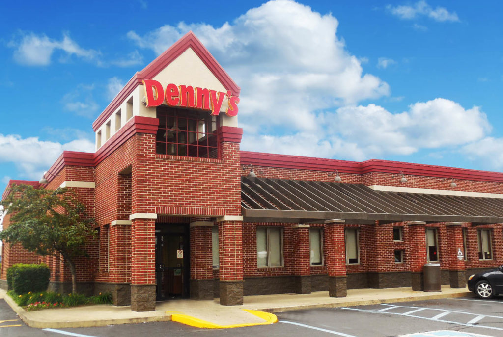 Denny's Restaurant Design and Build in Indianapolis by OSM